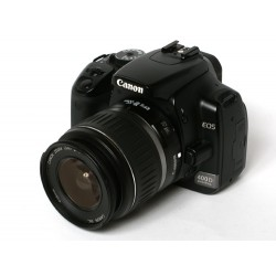 Canon EOS 4000D 18.0MP Digital SLR Camera- Black