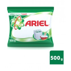 Ariel Washing Detergent Powder - 500g