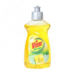 Vim Lemon Dishwashing Liquid - 500ml